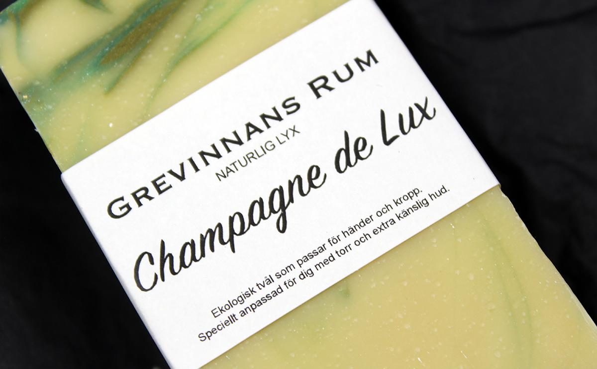 Grevinnans Rum Champagne de Lux