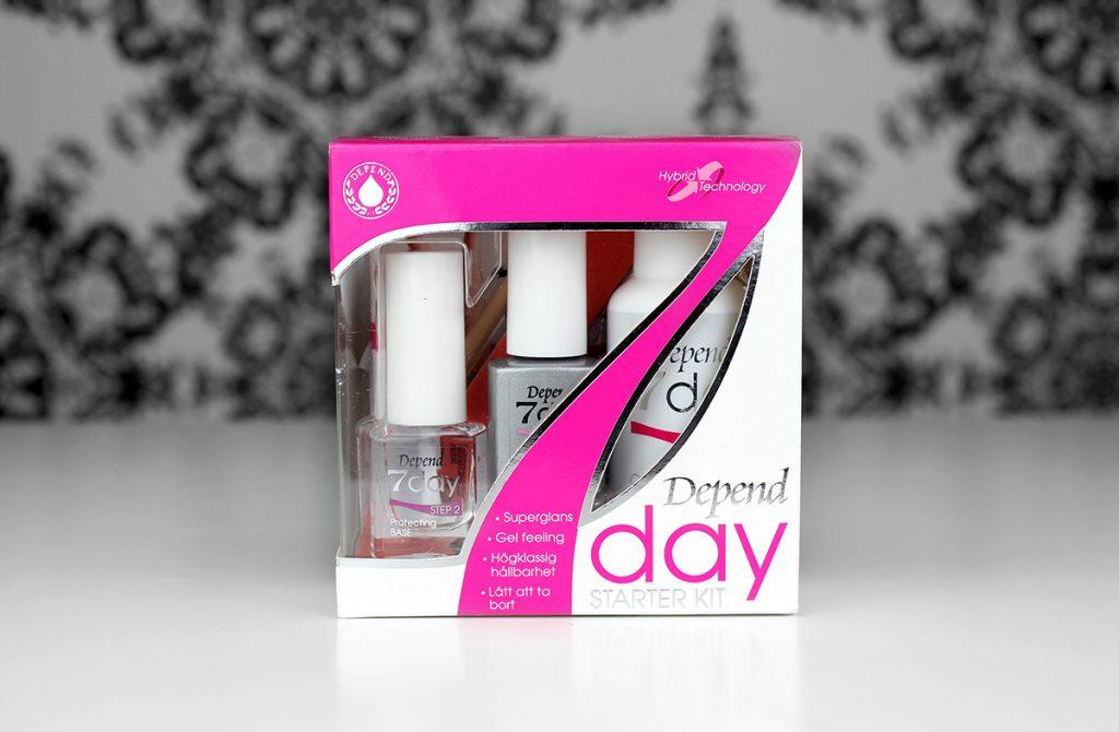 depend 7 day starter kit