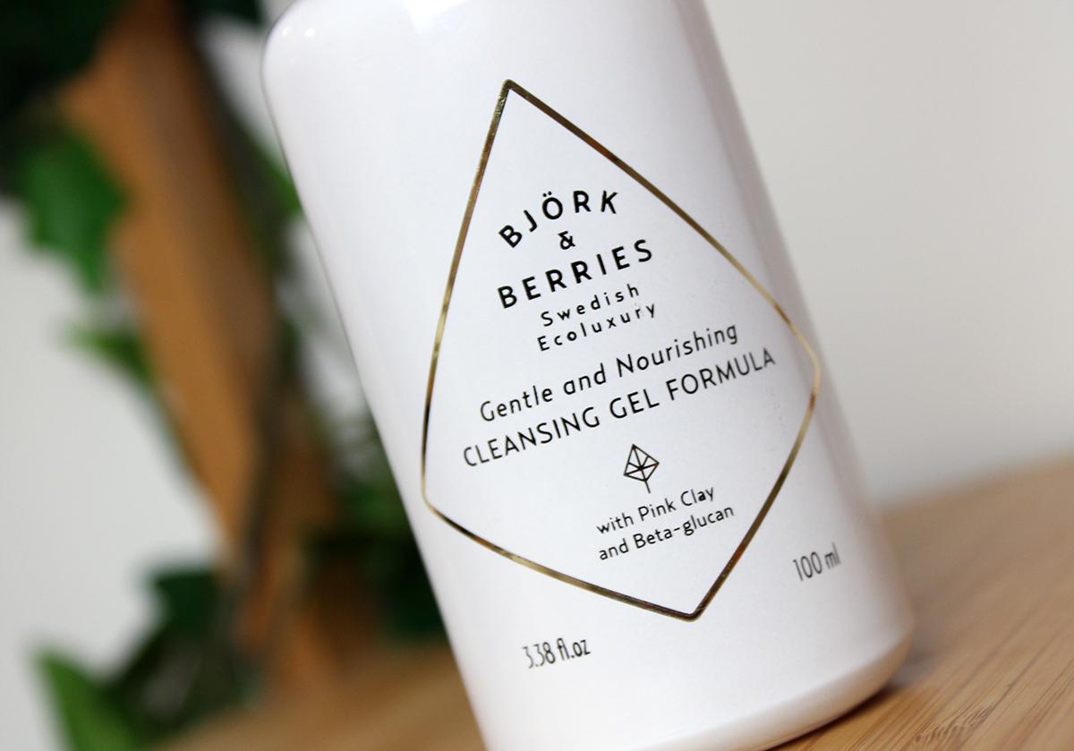 Björk & Berries Cleansing Gel Formula